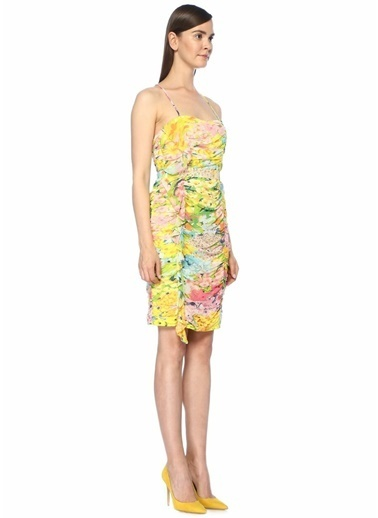 Boutique Moschino Elbise Pembe